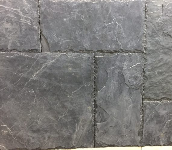 slate chiseled edges pattern