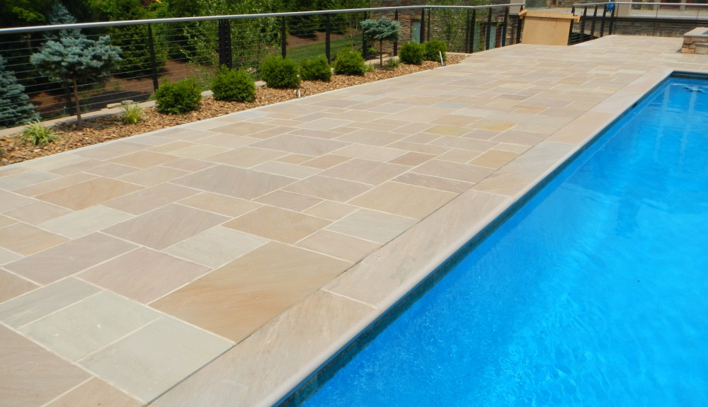 Natural Stone Coping