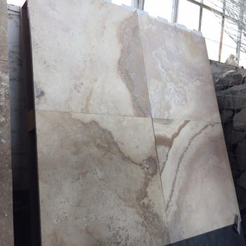 Almond Travertine